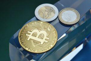 Handelshebel für Bitcoin